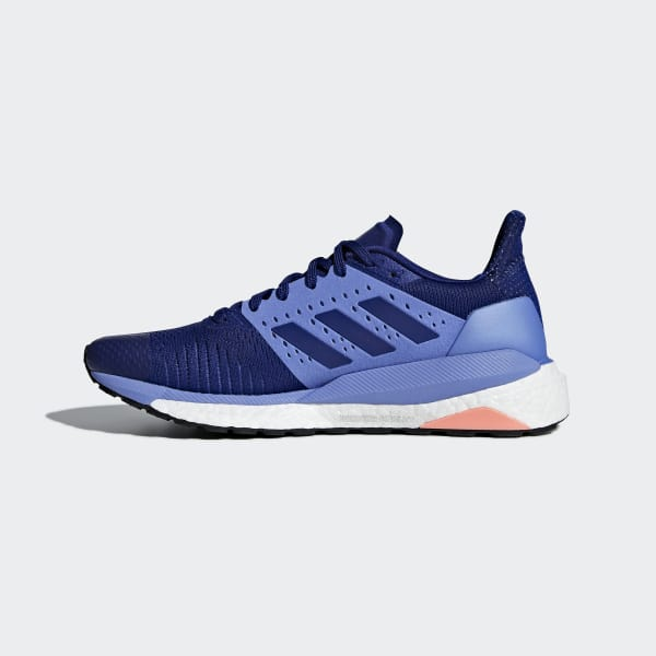 sale retailer fb8aa 55a71 adidas Solar Glide ST Shoes - Blue  adidas US