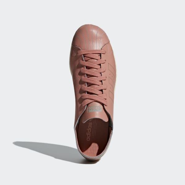 Adidas Rose Adidas Originals Superstar 80S Decon Chaussures