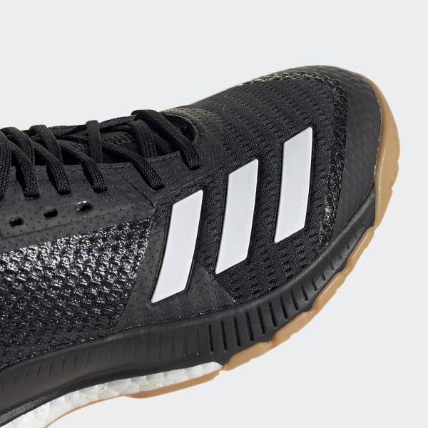 adidas Crazyflight X3 Mid Shoes Black