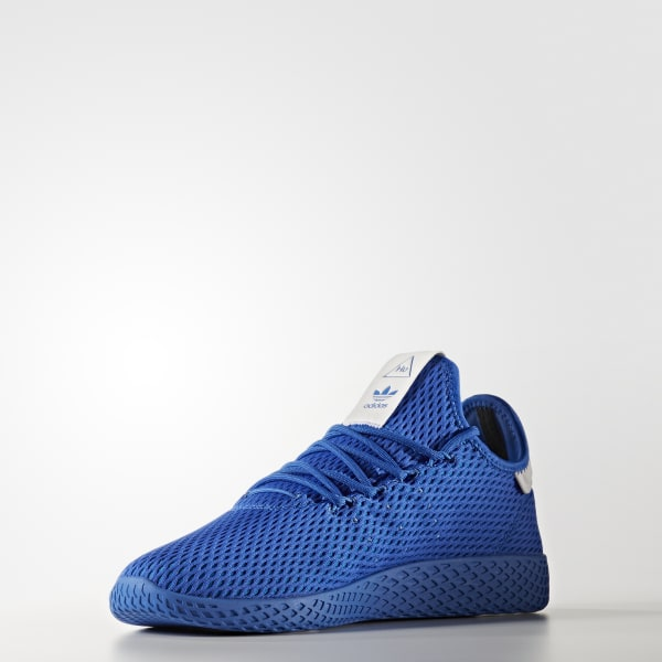 f539095f9 adidas Tenis Pharrell Williams Hu - Azul
