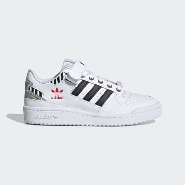 Adidas Forum Low Shoes Bialy Adidas Poland