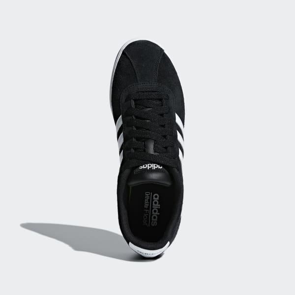 the latest 30001 8302a adidas Courtset Shoes - Black  adidas UK
