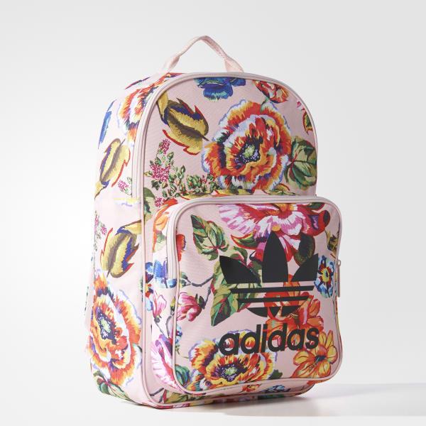 365beb897778 adidas Floralita Classic Backpack - Multicolor