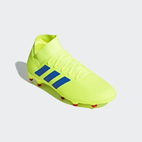 Scarpe da calcio X 18.3 Firm Ground Giallo adidas | adidas
