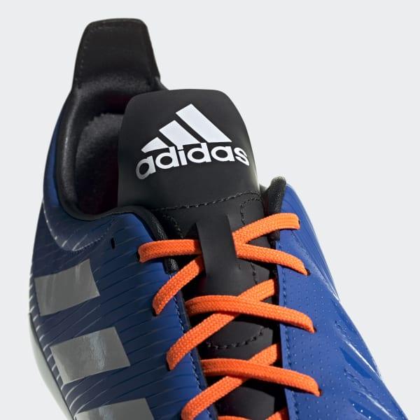 Chaussure Malice Junior Terrain gras Bleu adidas | adidas