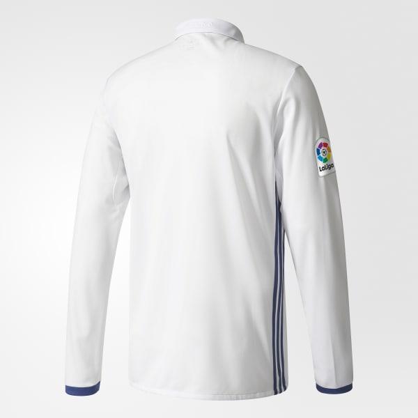 4ec121bfb adidas Men's Real Madrid Home Replica Jersey - White | adidas Canada