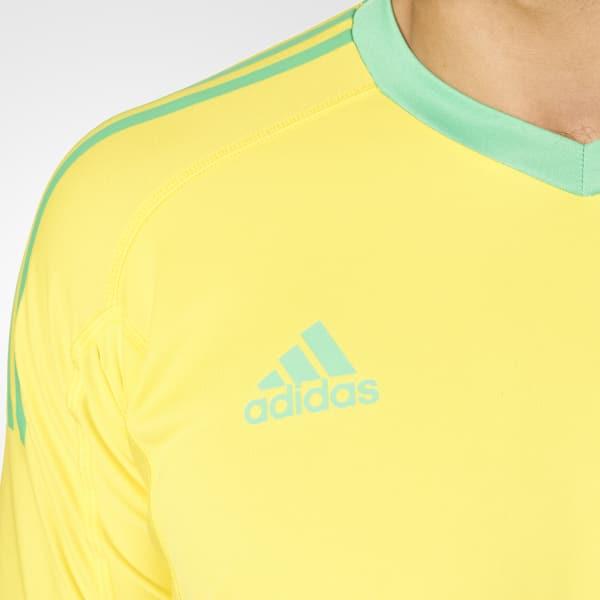 884031916df adidas Revigo 17 Goalkeeper Jersey - Yellow