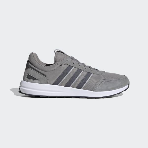 Nombrar Superior té  adidas Retrorun Shoes - Grey | adidas UK