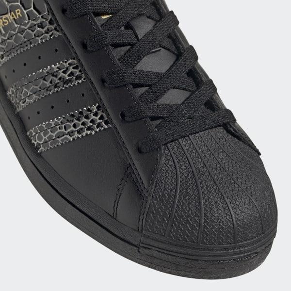 adidas femme superstars noir