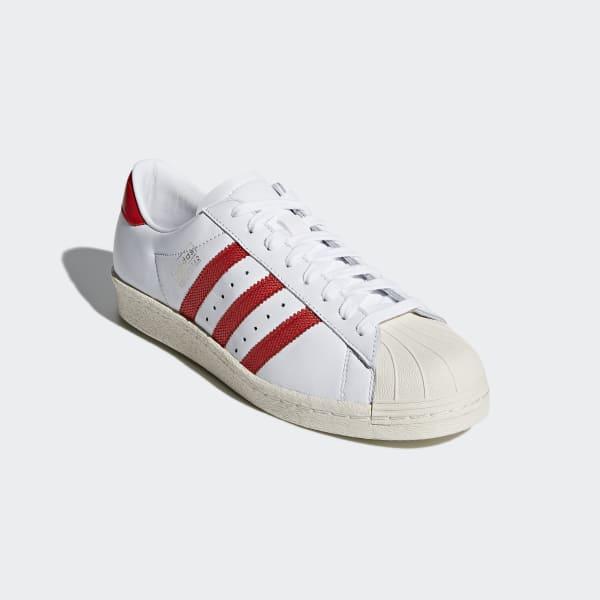 65da42d9e8e adidas Superstar OG Shoes - White