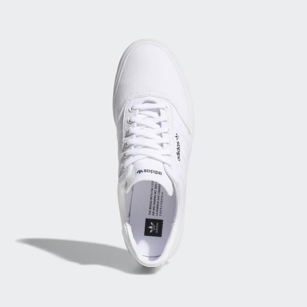 17b64ddf76e93 adidas 3MC Vulc Shoes - White | adidas Ireland