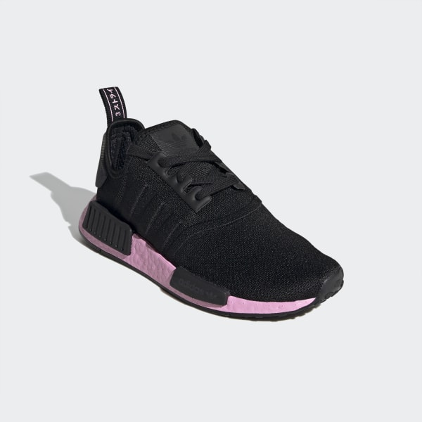 black adidas nmd r1 mens