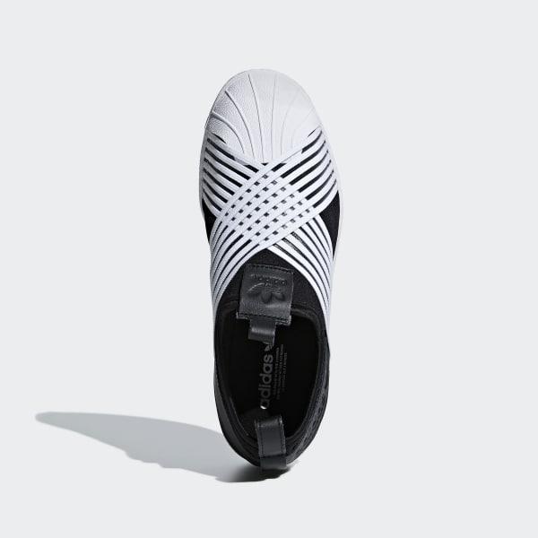 adidas Superstar Slip-On Schuh - Schwarz | adidas Deutschland