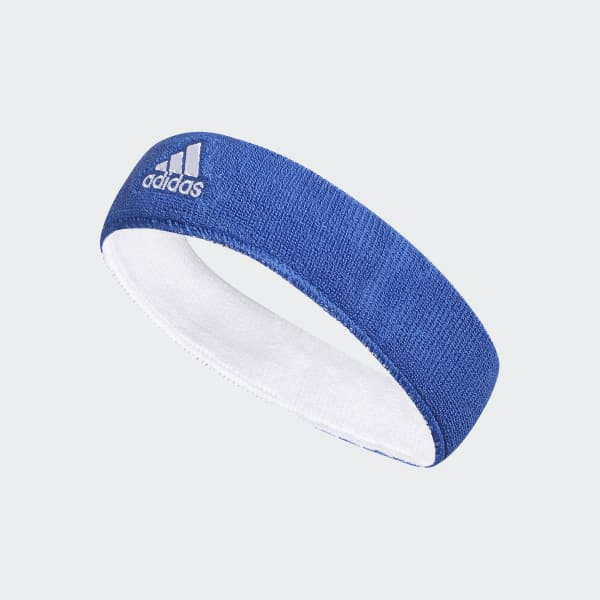 Generosidad Groseramente terrorismo  adidas Interval Reversible Headband - Blue | adidas US