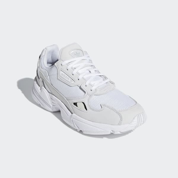 a066e47d0d7 adidas Falcon Shoes - White