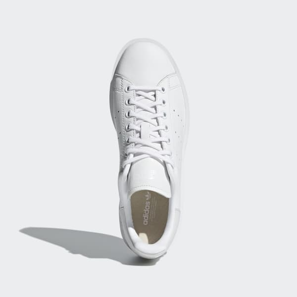 best sneakers ac62d a1cd0 adidas Stan Smith Bold Shoes - White  adidas New Zealand
