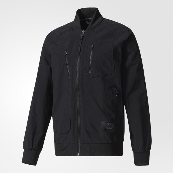 adidas Urban Track Jacket Black   adidas US
