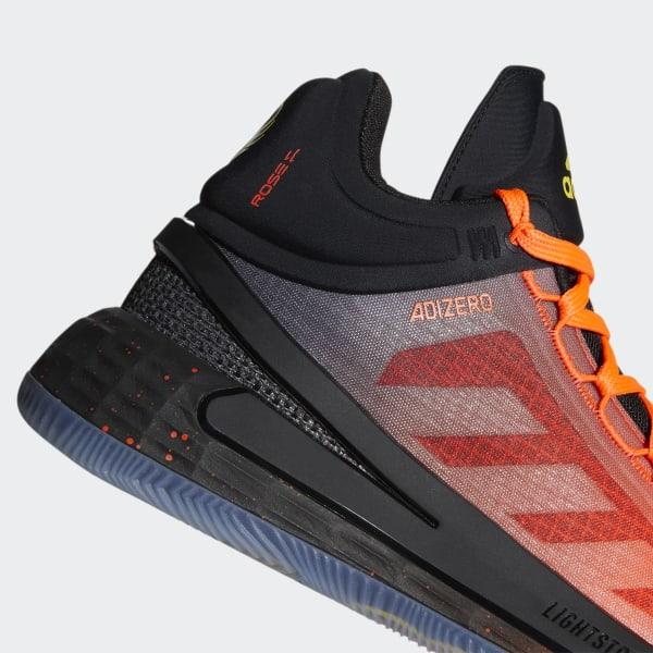 adidas D Rose 11 Shoes - Black | adidas