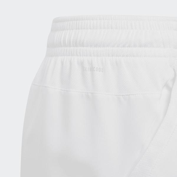 e23f05a88 adidas Boys Club 3 Stripes Short - White | adidas New Zealand