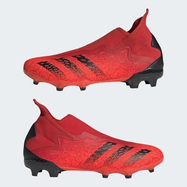 adidas PREDATOR FREAK .3 LL FG - Red   adidas US