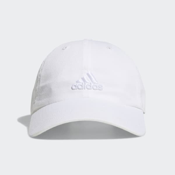 adidas Saturday Hat - White  b5b8515ebba