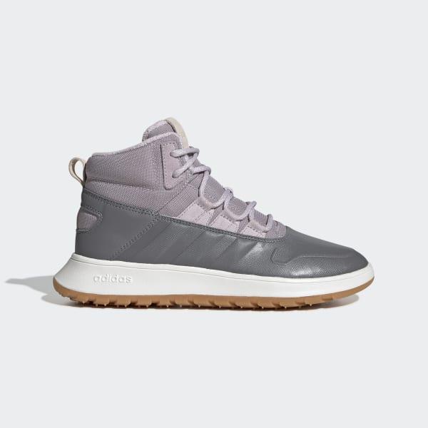adidas Зимние ботинки Fusion - фиолетовый | adidas Россия