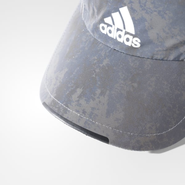 4febbc8b4ffd0 adidas Gorra Reflective Running - Plata