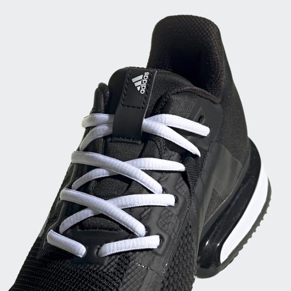 Chaussure Adidas SoleMatch Bounce Noir