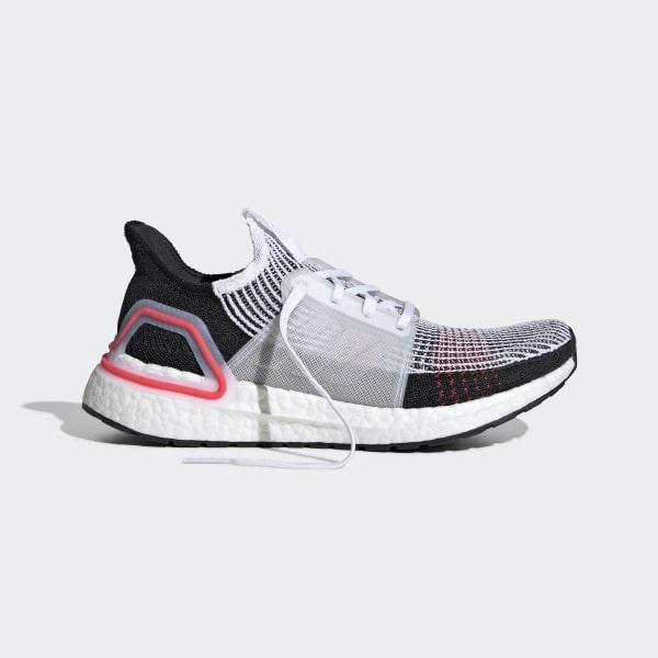 adidas Sapatos Ultraboost 19 - Branco  695d38b21a66d