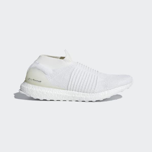 Chaussure Ultraboost Laceless - blanc adidas   adidas France 3685ab5a7ef7