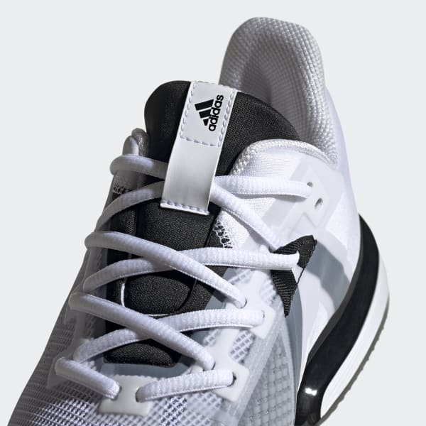 adidas SoleMatch Bounce Shoes - White