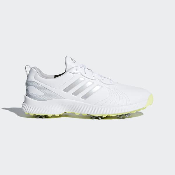adidas Response Bounce Shoes - White | adidas US | Tuggl