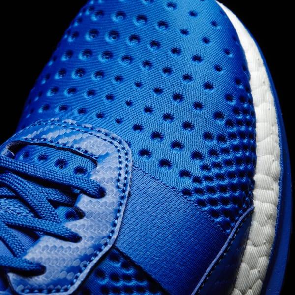 91277ed3b adidas Pure Boost ZG Trainer Shoes - Blue