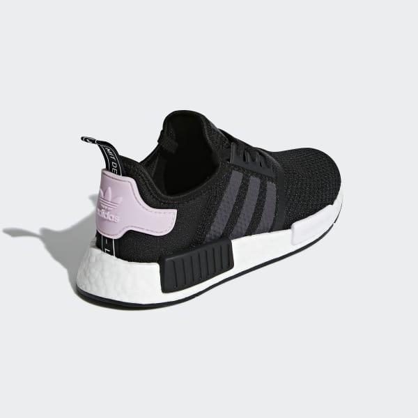 adidas nmd r1 svart rosa