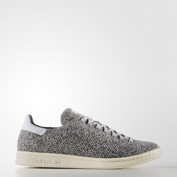 adidas Stan Smith Primeknit Shoes Grey   adidas New Zealand