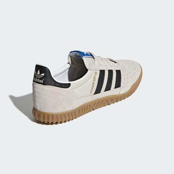 Adidas Indoor Super Super Super Schuhe Beige Schwarz Im