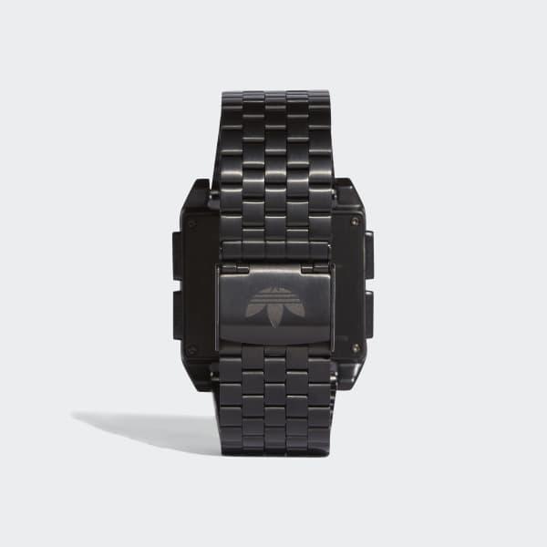 adidas Hodinky ARCHIVE M1 - černá  dfb06b0332