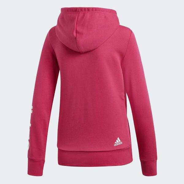 finest selection 2f72a 82399 adidas Sudadera Essentials Linear - Rosa   adidas Mexico