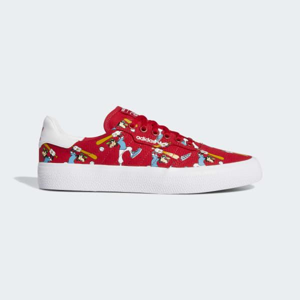 Numérico Prescribir Mala suerte  adidas 3MC x Disney Sport Goofy Shoes - Red | adidas US