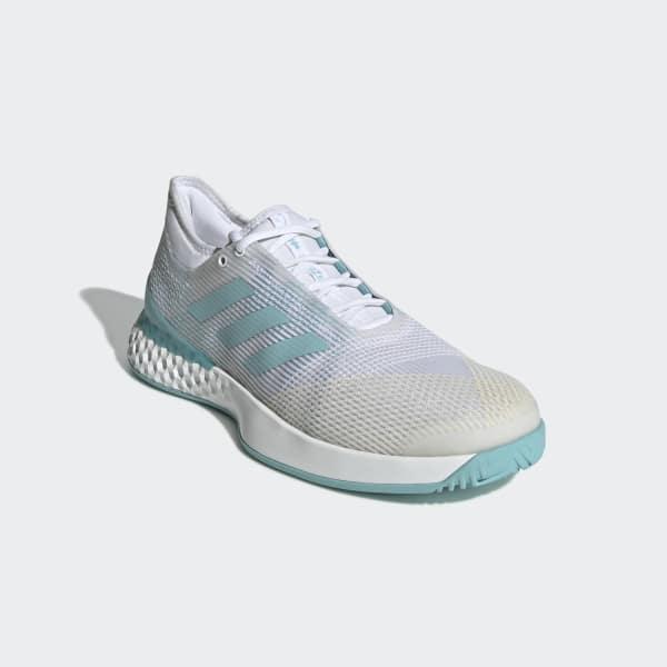 best sneakers 8ca34 e6e5d Tenis adizero ubersonic 3m x Parley