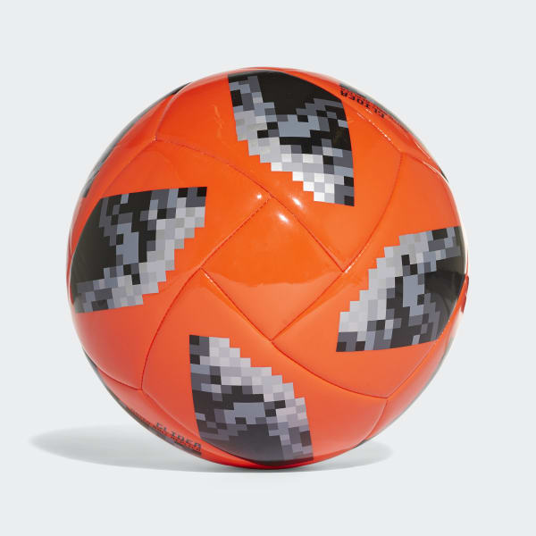 f3944cde1baa7 adidas Balón Glider Copa Mundial de la FIFA 2018 - Naranja