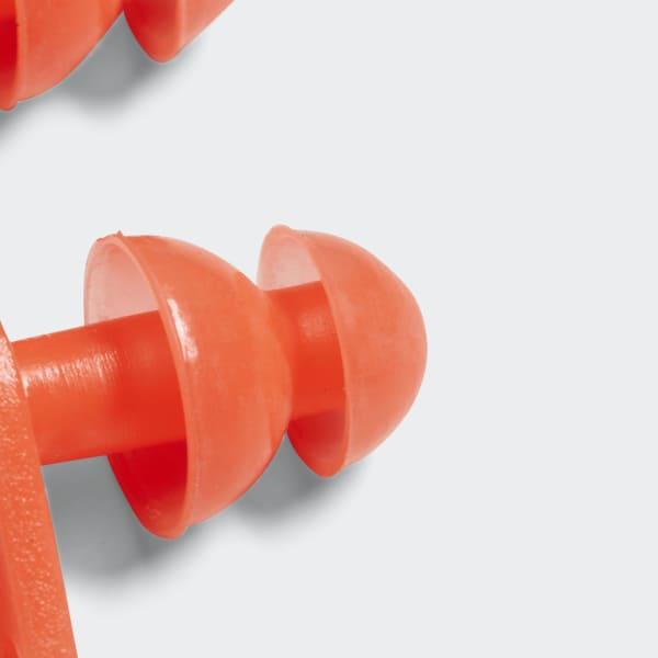 9753d290d adidas Tampões de Ouvido para Natação - Laranja
