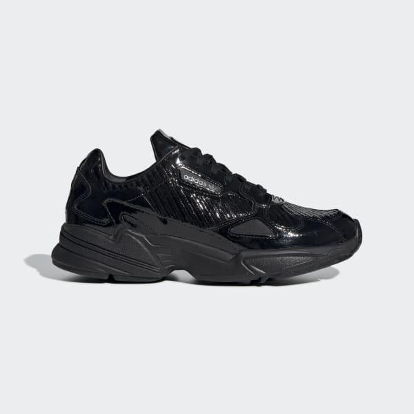 3bcc969feb734 adidas Tenisky Falcon - čierna | adidas Slovakia