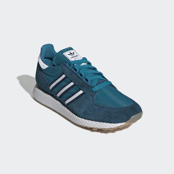 robo pila Reunir  adidas Forest Grove Shoes - Turquoise   adidas Canada