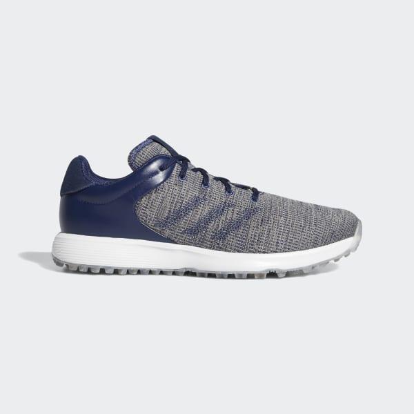 adidas S2G Golf Shoes - Blue   adidas US