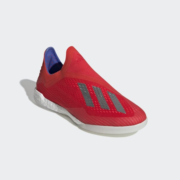 c60e1429d6fa7 Zapatilla de fútbol sala X Tango 18+ Indoor - Rojo adidas