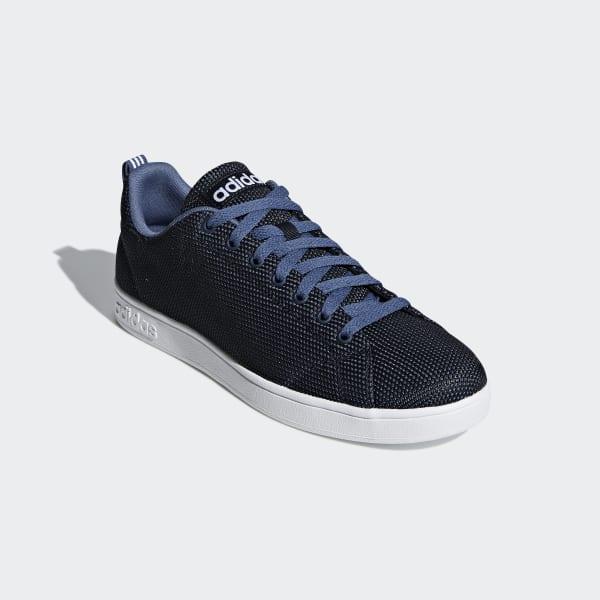 adidas neo vs advantage clean noir