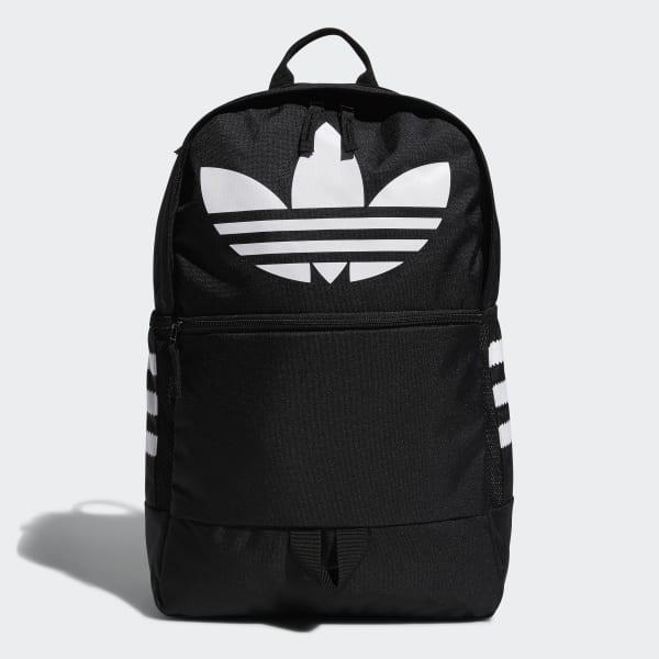 a3df7545441d adidas Trefoil Backpack - Black