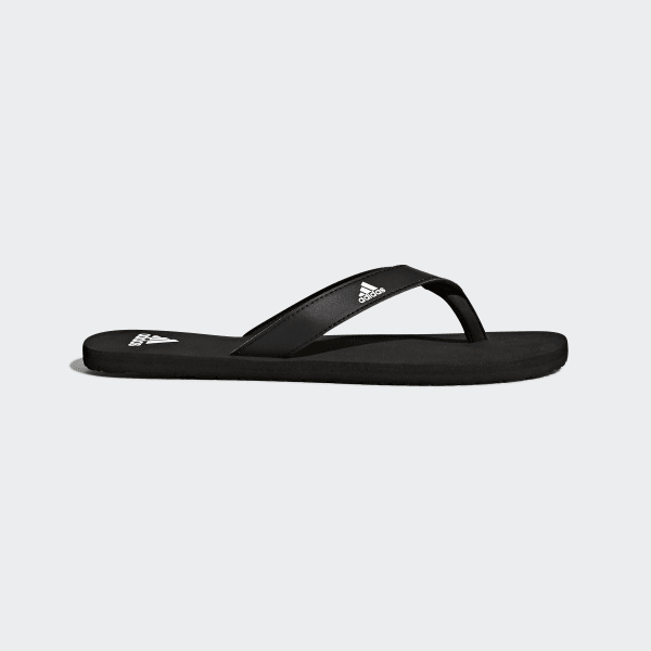 32b0839b198 Eezay Essence Thong Sandals Core Black   Core Black   Cloud White CP9872