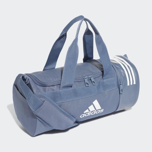 f93e2d4b1587d adidas 3 Bantlı Dönüşebilen Duffel Çanta - Ekstra Küçük Boy - Mavi ...